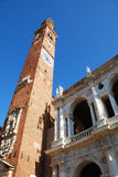 Basilica Palladiana Stock Photography