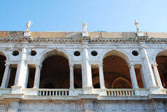 Basilica Palladiana in Vicenza Royalty Free Stock Photography