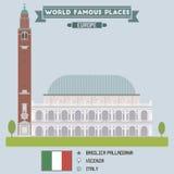Basilica Palladiana, Vicenza Royalty Free Stock Images