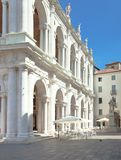 Basilica by Palladio in Vicenza, Italy Stock Photography