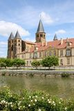 Basilica of Paray-le-Monial Royalty Free Stock Photo