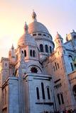 Sacred heart church in Paris Stock Photo