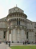 Basilica in Pisa Stock Image