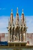 Basilica a Pisa Italia fotografia stock