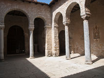 Basilica in Porec Immagini Stock