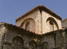 Basilica in Pula. Basilica St. Maria Formoze (VI century) in Pula, Croatia Stock Images