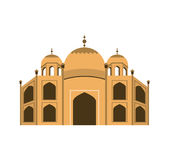 Basilica of Rome landmark icon. Vector illustration design Royalty Free Stock Image