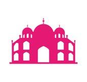 Basilica of Rome landmark icon. Vector illustration design Stock Photo