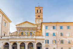 Basilica in Rome Royalty Free Stock Photo