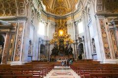 Basilica, Rome Royalty Free Stock Image