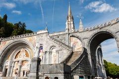 Basilica of the Rosary Royalty Free Stock Photos