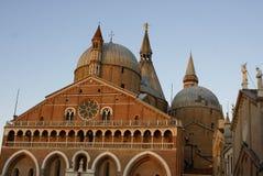 Basilica  S. Antonio di padova Stock Photography
