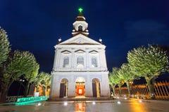 Basilica of S. Bento da Porta Aberta Stock Photos