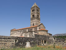 Free Basilica Saccargia Royalty Free Stock Photo - 39752005