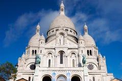Basilica Sacré-Coeur Paris Stock Image