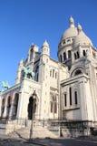 Basilica Sacre Coeur Stock Image