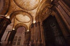 Basilica Sacre Coeur Royalty Free Stock Image