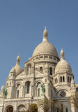 Basilica Sacre Coeur Royalty Free Stock Photo