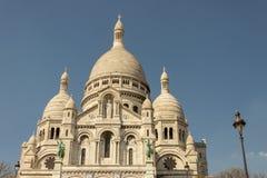 Basilica Sacre Coeur Royalty Free Stock Photography