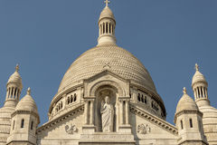 Basilica Sacre Coeur Royalty Free Stock Images
