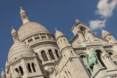 Basilica Sacre Coeur Stock Photos