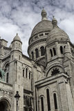 The Basilica Sacre-Coeur. Paris. France. Stock Photo