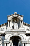 Basilica of the Sacre Couer on Montmartre Stock Image
