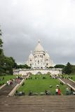 Basilica Of The Sacre Cœur Stock Images