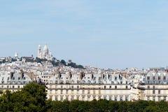 Basilica of the Sacre Cœur, Paris, France Stock Photography