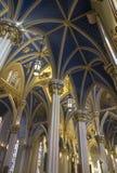 Basilica of the Sacred Heart stock photo