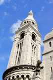 Basilica of the Sacred Heart (Basilique du Sacre-Coeur), Paris Stock Photo