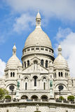 Basilica of the Sacred Heart of Jesus, Paris Stock Photos