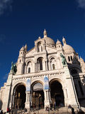 Basilica of the Sacred Heart of Jesus, Paris Royalty Free Stock Photos