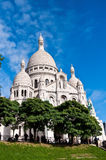 Basilica of the Sacred Heart, Paris Royalty Free Stock Image