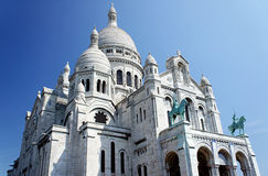 Basilica of the Sacred Heart Royalty Free Stock Photography