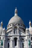 Basilica of the Sacred Heart, Paris, France Stock Photos