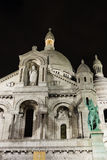 Basilica of the Sacred Heart, Paris, France Stock Photography