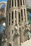 Basilica of Sagrada Familia Royalty Free Stock Photos