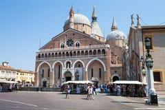 Basilica of Saint Anthony of Padua Stock Image