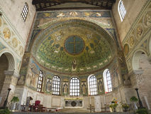 Basilica of Saint Apollinaris in Classe Stock Photography