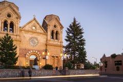 Basilica of Saint Francis of Assisi Royalty Free Stock Photos