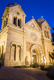 Basilica of Saint Francis of Assisi Stock Photo