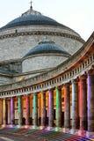 Basilica of Saint Francis of Paola Royalty Free Stock Photos