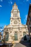 Basilica Saint-Gervais in Avranches. France Royalty Free Stock Photos