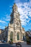 Basilica Saint-Gervais Royalty Free Stock Photo