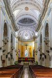 Basilica of Saint John the Baptist royalty free stock photo