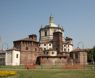 Basilica of Saint Lawrence (San Lorenzo) Royalty Free Stock Image