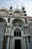 Basilica of Saint Mark in Venice Royalty Free Stock Photography