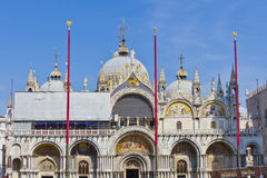 Basilica of Saint Mark, Venice, Italy Stock Photo