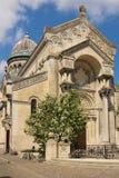 Basilica Saint Martin de Tours. Tours. France Stock Image